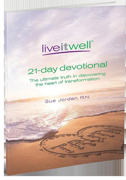 21 Day Devotional book